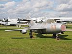 MiG-15UTI at Central Air Force Museum Monino pic1.JPG