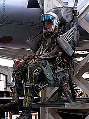 MiG Ejector Seat