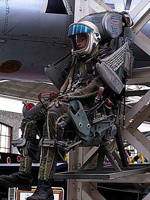 Robert M. Bond - The KM-1 ejection seat used in the MiG-23