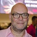 Michael Hjorth, Göteborg Book Fair 2014 1 (crop).jpg