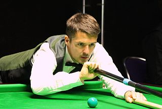 Michael Holt (snooker player) English snooker player