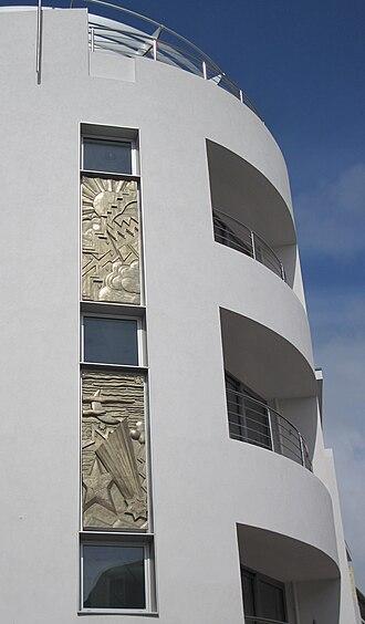 Michael Sandle - Image: Michael Sandle La Colomberie Saint Helier Jersey