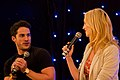 Michael Trevino & Candice Accola (9108880170).jpg