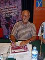 Michel Bayet, maire de Sarrians.JPG