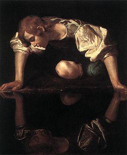 Michelangelo Merisi da Caravaggio - Narcissus - WGA04109