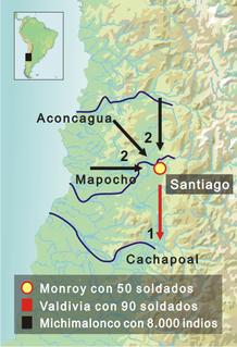 Michimalonco Mapuche Toqui