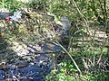 Mid Devon , Stream at East Sidborough - geograph.org.uk - 1251505.jpg