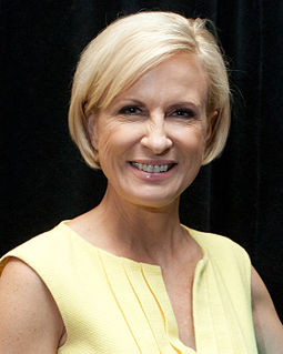 Mika Brzezinski American television host, author, and political commentator