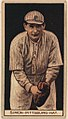 Mike Simon, Pittsburgh Pirates, baseball card portrait LCCN2008677942.jpg