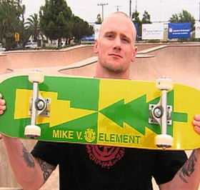 affiche Mike Vallely