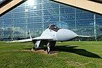 Mikoyan-Gurevich MiG-29 Fulcrum A, 1983 - Evergreen Aviation & Space Museum - McMinnville, Oregon - DSC00377.jpg