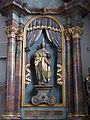 Mindelau - St. Jakobus der Ältere - Seitenaltar (5).JPG