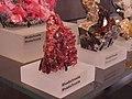 Mineral exhibit - Rhodochrosite (32171658305).jpg