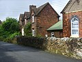 Miners Cottages next door to the church - geograph.org.uk - 482184.jpg