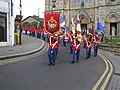 Mini parade, Omagh (08) - geograph.org.uk - 1397802.jpg