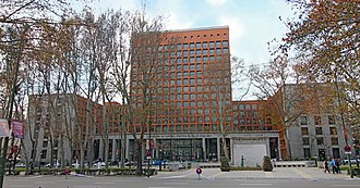Ministry of Health (Spain) - Headquarters