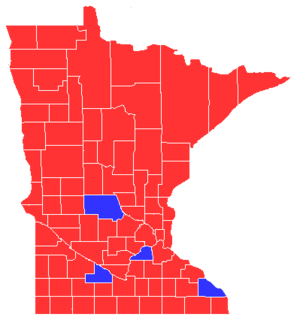 United States presidential election in Minnesota, 1908 - Image: Minnesota President 1908