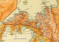 Misamis map in 1899