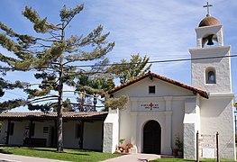 Spanish missions in California - Wikipedia