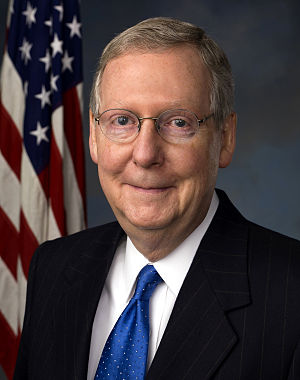 Official portrait of United States Senator (R-KY)