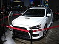 Mitsubishi Lancer Evolution X CN-Spec in the 10th Guangzhou Autoshow 05.jpg
