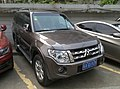 Mitsubishi Pajero CN Spec V6 3.0L(After First Minor change)08.jpg