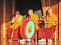 Moines tibétains (Parc oriental de Maulévrier) (7294558322).jpg