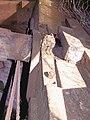Molen Emmamolen Nieuwkuijk, bovenas penlager.jpg