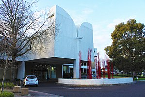 Glen Waverley, Victoria - Monash Council Building, Glen Waverley