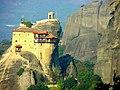 Monasterio en Metora, Grecia central. - panoramio.jpg