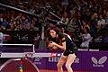 Mondial Ping -Women's Singles - Quarterfinal - Wu Yang-Li Xiaoxia - 15.jpg