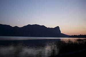 Mondsee (lake) - Image: Mondsee by manuel gegenhuber