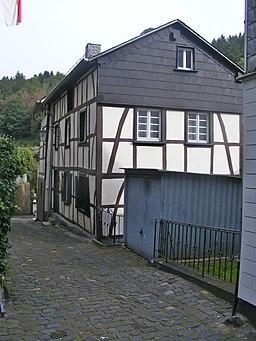 Schaufenberg in Monschau
