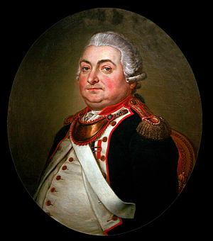 National Guard (France) - Mssr. Hepp, commander of the National Guard of Strasbourg in 1790