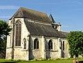 Mont-l'Évêque (60), chœur de l'église St-Germain.jpg