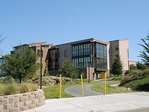 Monterey Peninsula College - Image: Monterey Peninsula College building