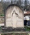 Monument commémoratif à Constantin Rozanoff, Châtel-Censoir (Yonne). 1955.jpg