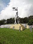 A mártírok emlékműve