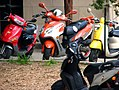 Mopeds not mine 2008.jpg
