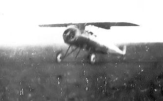 Morane-Saulnier P - Morane-Saulnier MS.26/type P rouleur trainer