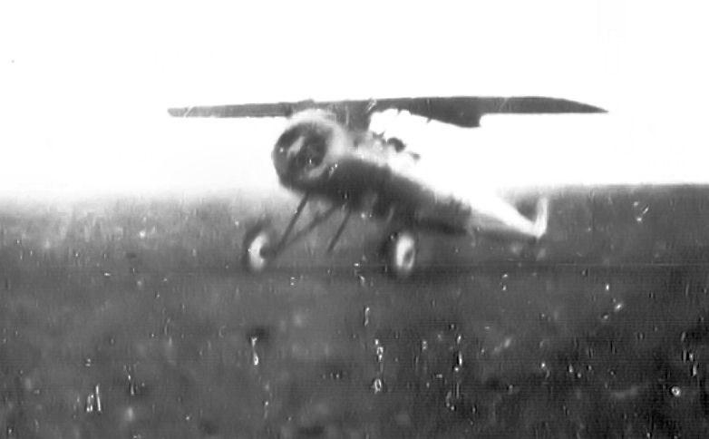 Morane rouleur Issoudun Field 1 1918