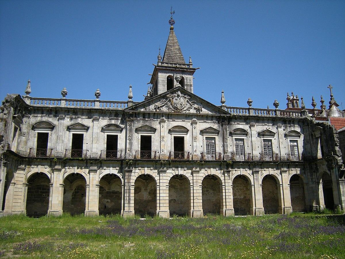 Monastery Of Santa Maria De Pombeiro Wikipedia