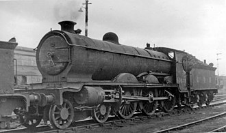 Caledonian Railway 60 Class - Pickersgill/Hughes 4P 4-6-0 No. 14640 at Motherwell Locomotive Depot, 15 August 1948.