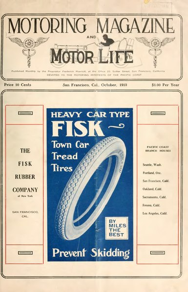 File:Motoring Magazine and Motor Life October 1913.djvu