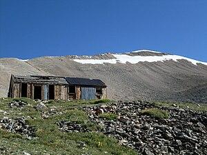 Mount Sherman - Image: Mount Sherman