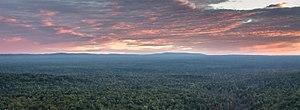 Mount Arvon - Image: Mount Arvon Silhouette