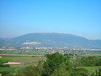 Mount subasio.JPG