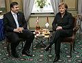 Msc 2006-Saturday, 11.00 - 13.00 -002 Merkel Saakashvili.jpg