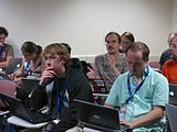 Multimedia Roundtable - Wikimania 2013 - 11.jpg