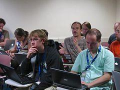 Multimedia Roundtable - Wikimania 2013 - 11.jpg